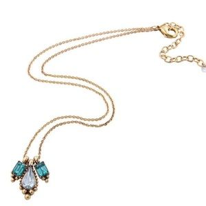 Gorgeous Gold-plate Necklace in vintage style